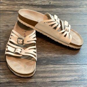 Birkenstock Granada Soft Footbed Sandals